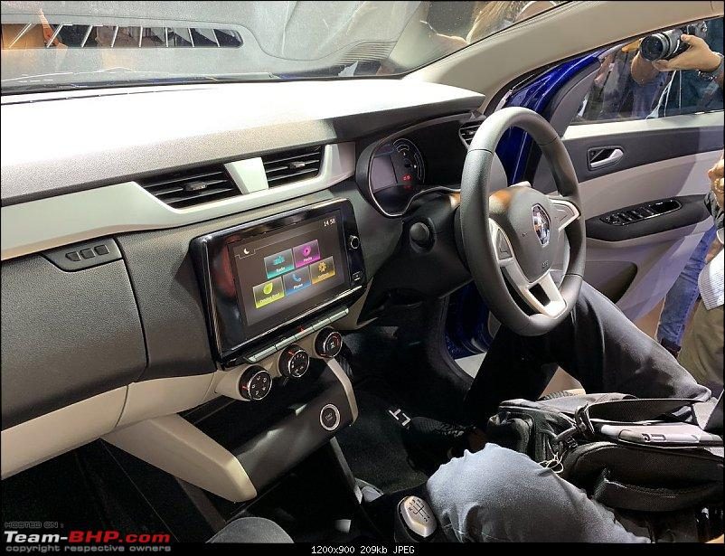 Renault Triber, the Kwid-based MPV. EDIT : Launched at Rs. 4.95 lakhs-t7.jpg