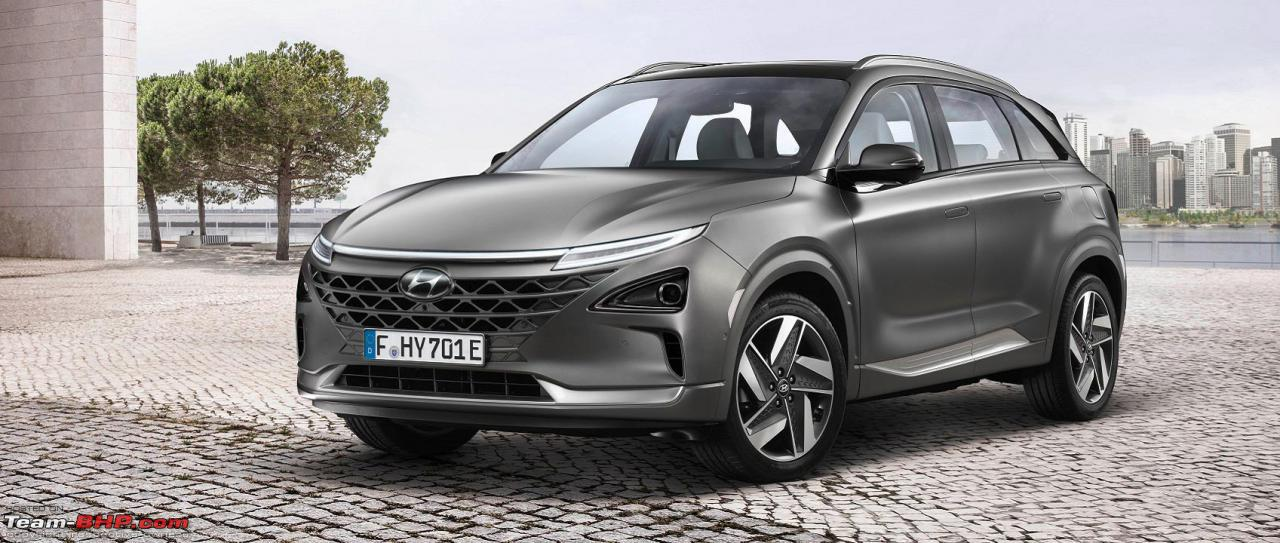 rumour hydrogenpowered hyundai nexo may be launched in