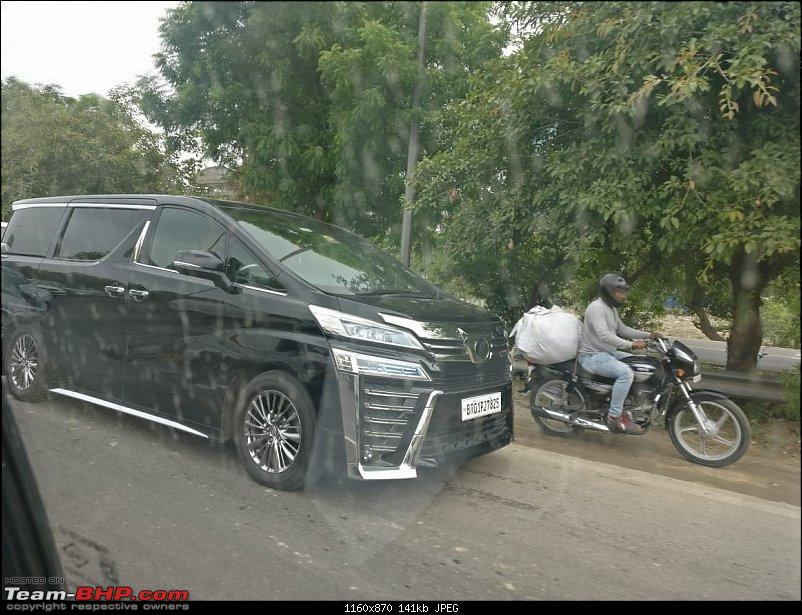 Scoop! Toyota Vellfire luxury MPV coming to India Edit: Launched at Rs. 79.5 lakhs-img20190716wa0009.jpg