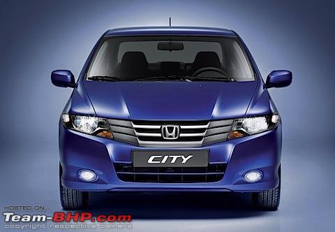 honda city interior 2010. Honda City 2010 Interior