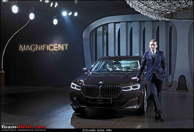 Bmw 7 Series Facelift Launched At Rs 1 22 Crore Team Bhp
