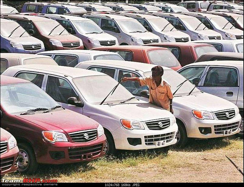 Auto industry wants govt. to slash GST rate to 18%-car-sales.jpg