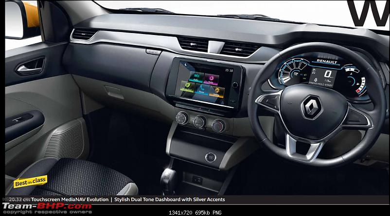 Renault Triber, the Kwid-based MPV. EDIT : Launched at Rs. 4.95 lakhs-screenshot_20190817202840.png