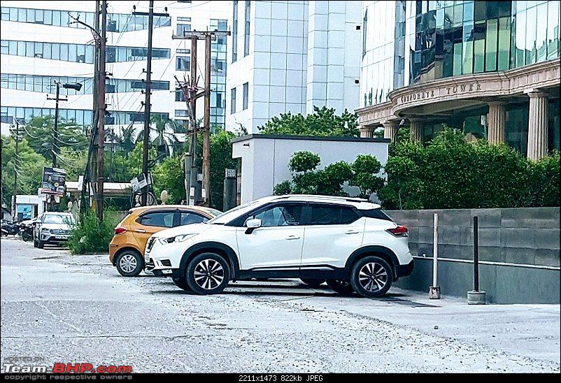 The Nissan Kicks Crossover. EDIT: Launched at Rs. 9.55 lakhs-img_20190713_170855.jpg