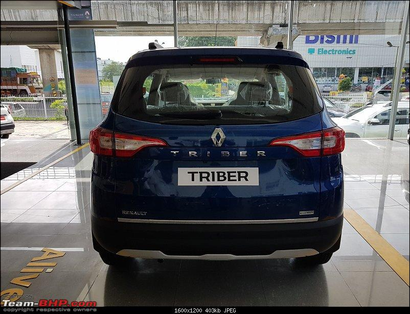 Renault Triber, the Kwid-based MPV. EDIT : Launched at Rs. 4.95 lakhs-rear-view.jpg