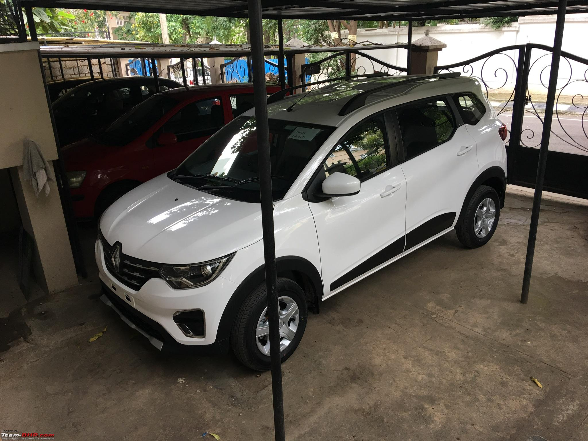 Renault Triber The Kwid Based Mpv Edit Launched At Rs 4 95 Lakhs Page 33 Team Bhp