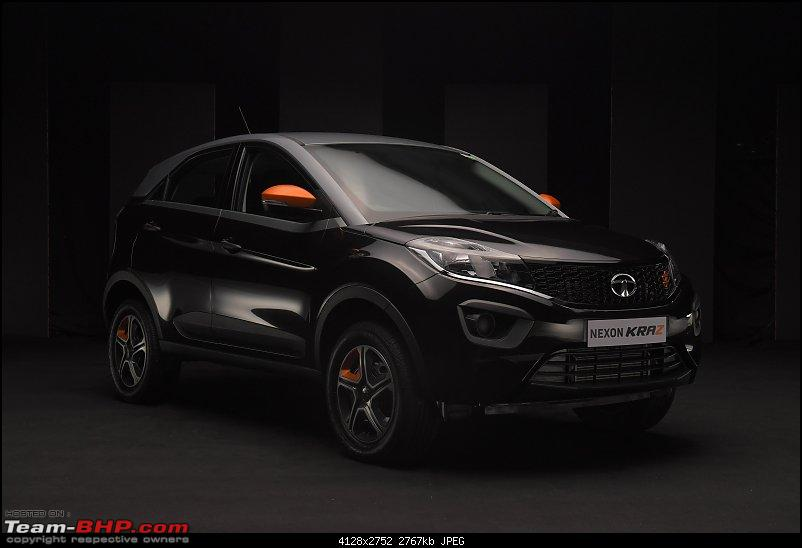 The 2019 Tata Nexon Kraz edition, now launched at Rs. 7.57 lakh-image-2-1.jpg