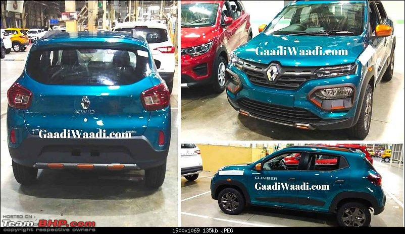 Renault Kwid facelift spotted undisguised, now launched @ 2.83 lakh-2020renaultkwidclimberfaceliftpics1.jpg