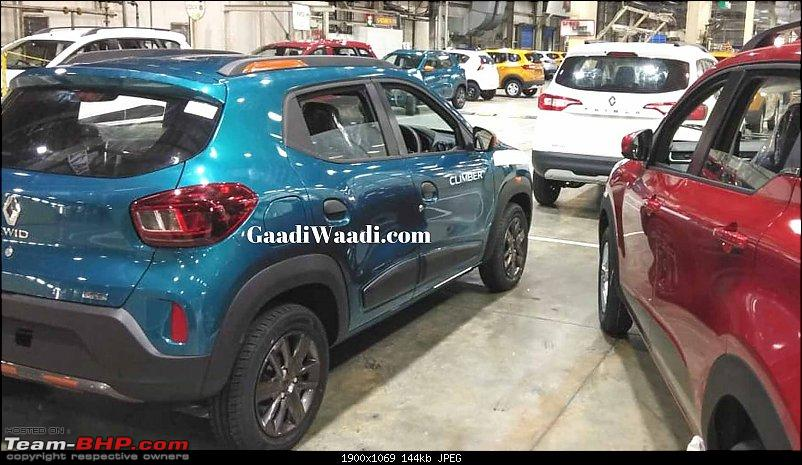 Renault Kwid facelift spotted undisguised, now launched @ 2.83 lakh-2020renaultkwidclimberfaceliftpics5.jpg