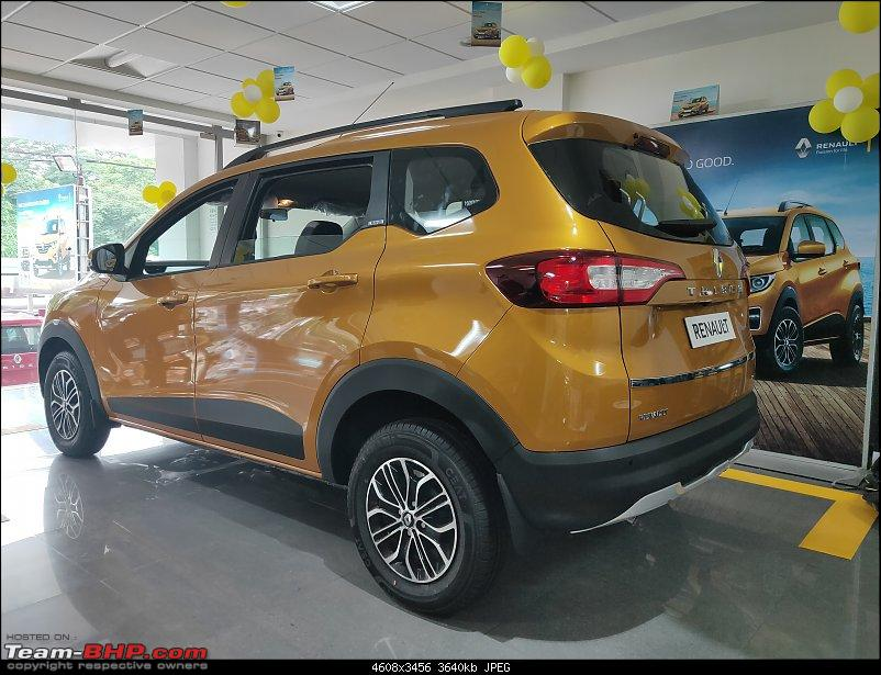 Renault Triber, the Kwid-based MPV. EDIT : Launched at Rs. 4.95 lakhs-img20190921132334.jpg