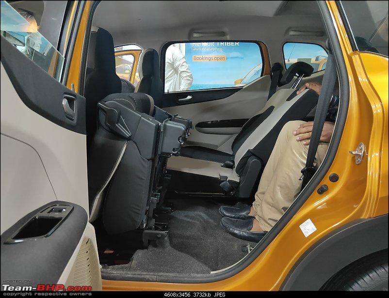 Renault Triber, the Kwid-based MPV. EDIT : Launched at Rs. 4.95 lakhs-img20190921131614.jpg