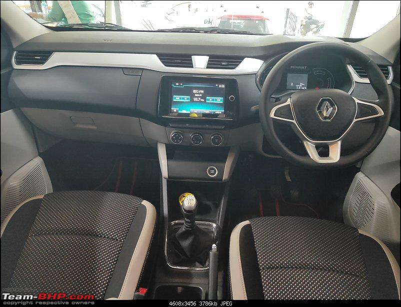Renault Triber, the Kwid-based MPV. EDIT : Launched at Rs. 4.95 lakhs-img20190921132234.jpg