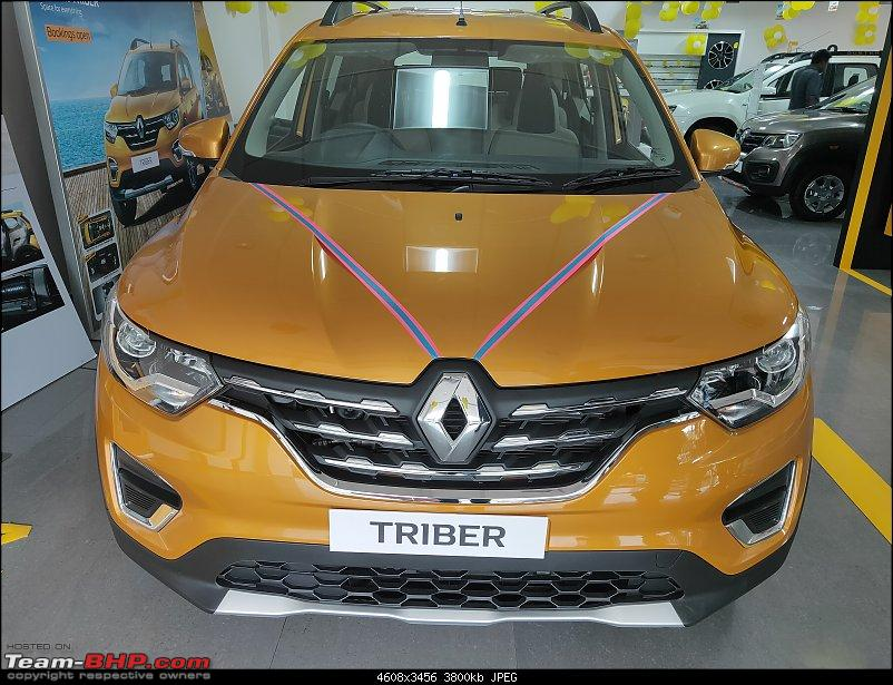 Renault Triber, the Kwid-based MPV. EDIT : Launched at Rs. 4.95 lakhs-img20190921132416.jpg