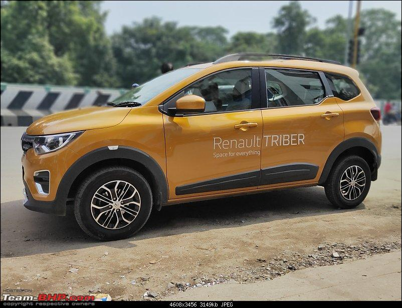 Renault Triber, the Kwid-based MPV. EDIT : Launched at Rs. 4.95 lakhs-img20190921135303.jpg