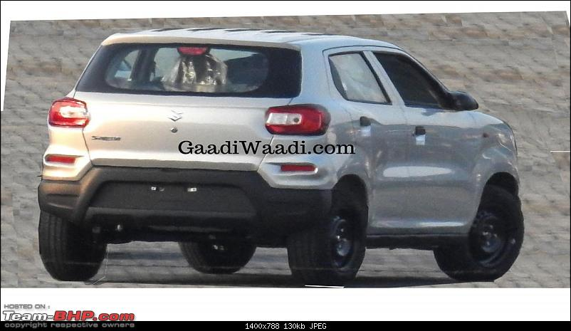 Maruti S-Presso, the SUV'ish hatchback. EDIT : Launched at Rs. 3.69 lakhs-marutisuzukispresso3.jpg