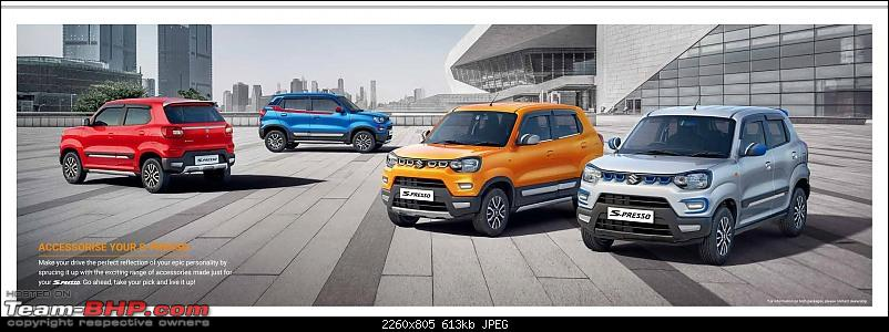 Maruti S-Presso, the SUV'ish hatchback. EDIT : Launched at Rs. 3.69 lakhs-screenshot_20190930140326__01.jpg