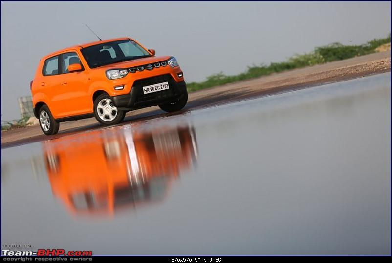 Maruti S-Presso, the SUV'ish hatchback. EDIT : Launched at Rs. 3.69 lakhs-5.jpg