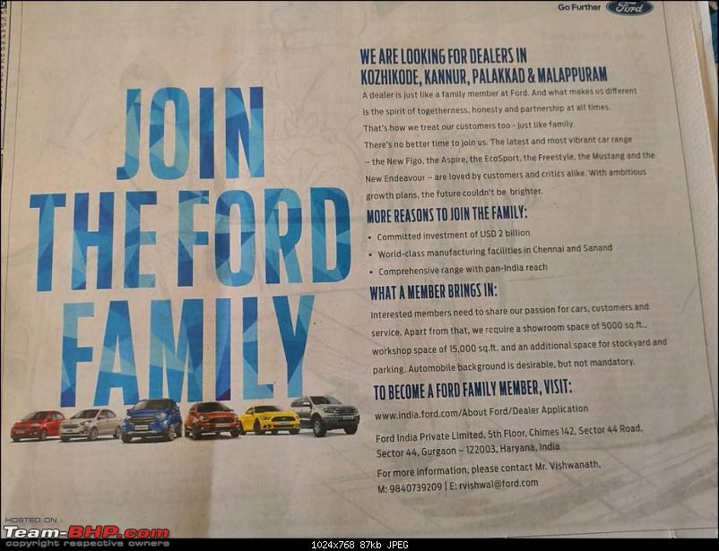 Ford to end independent operations in India; will hold 49% in JV with Mahindra-1571363106470.jpg