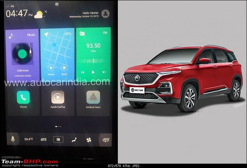 MG India's first SUV named Hector. Edit: Launched @ 12.18L-imageresizer-8.jpeg