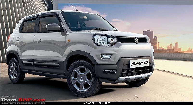Maruti S-Presso, the SUV'ish hatchback. EDIT : Launched at Rs. 3.69 lakhs-spresso3.jpeg