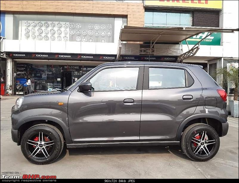 Maruti S-Presso, the SUV'ish hatchback. EDIT : Launched at Rs. 3.69 lakhs-75472727_2530328320385033_6195332793669517312_n.jpg