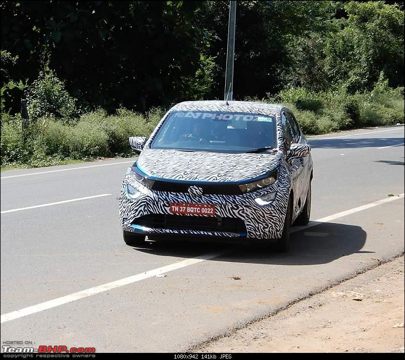 Tata developing a premium hatchback, the Altroz. Edit: Launched at 5.29 lakh.-fb_img_1573920913229.jpg