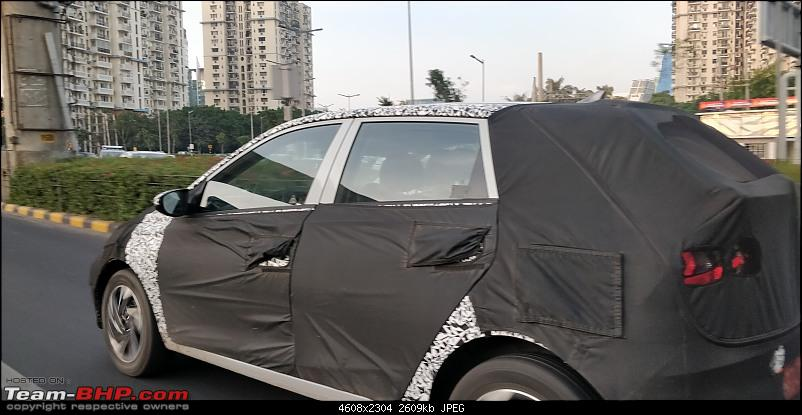 Third-gen Hyundai i20 spotted testing in Chennai. Edit: Launched at 6.79 lakhs-img_20191118_170355.jpg