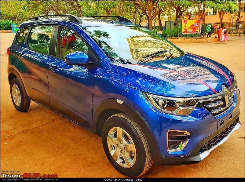 Renault Triber, the Kwid-based MPV. EDIT : Launched at Rs. 4.95 lakhs-20191118_174831_hdr010101012.jpeg