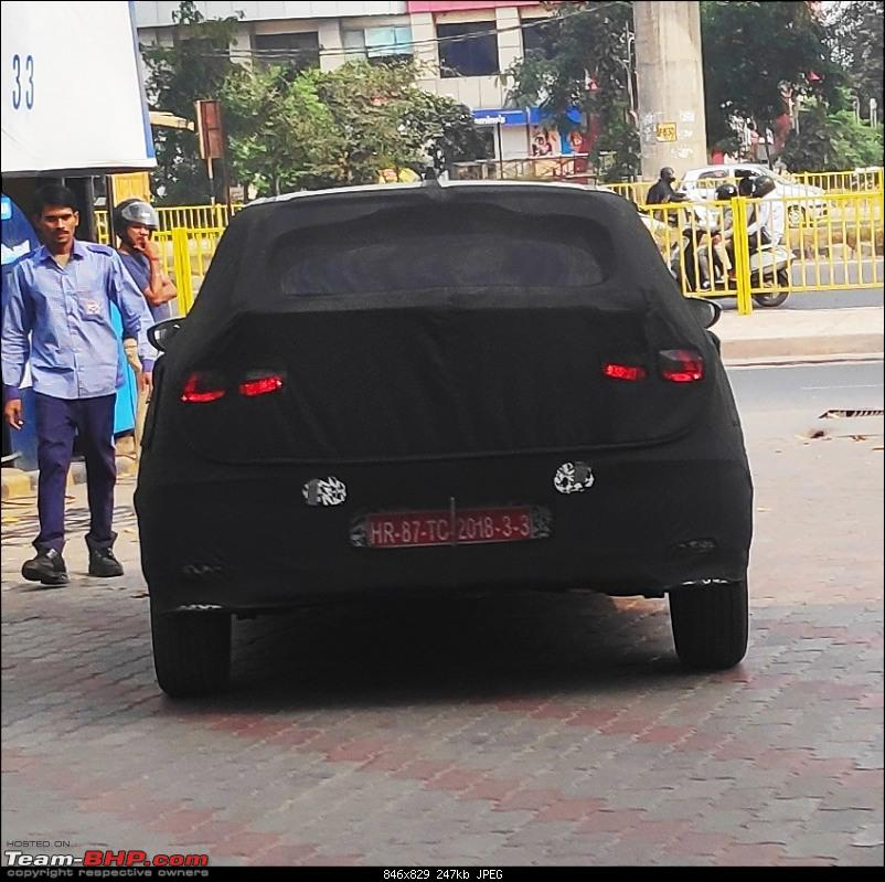 Third-gen Hyundai i20 spotted testing in Chennai. Edit: Launched at 6.79 lakhs-img_20191125_102312.jpg