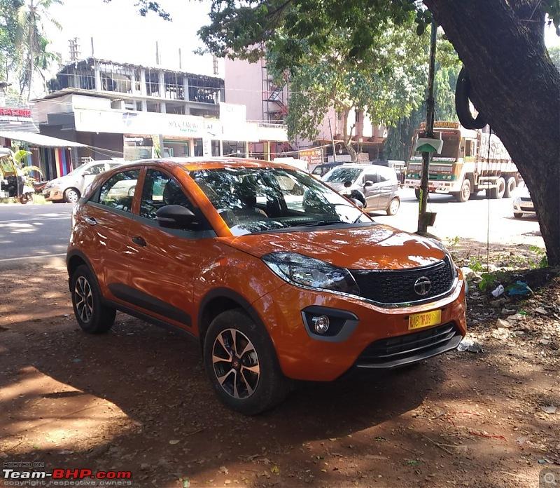 Tata Nexon Facelift spied. EDIT: Launched at Rs 6.95 lakh-nexon.jpg