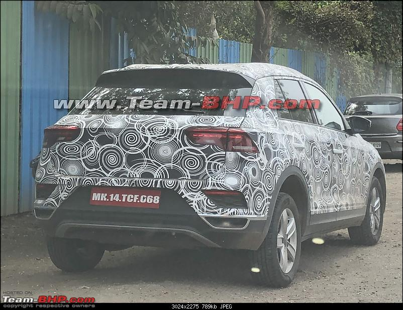 The Volkswagen T-Roc, now launched @ Rs 19.99 lakhs-img_5083.jpg