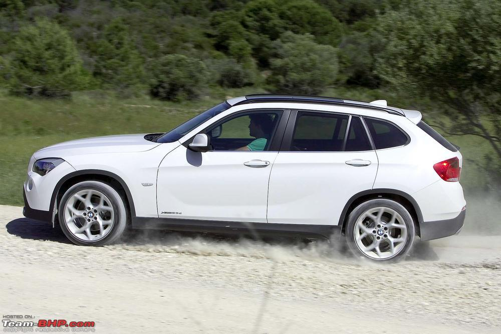 bmw x1 will it be bmw india 39 s bestseller team bhp. Black Bedroom Furniture Sets. Home Design Ideas