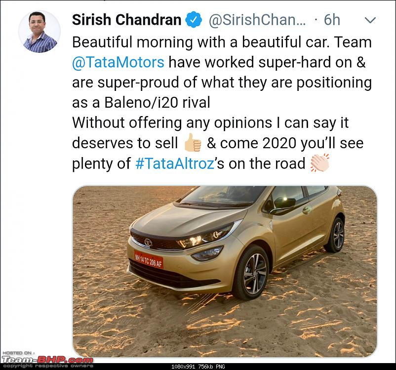 Tata developing a premium hatchback, the Altroz. Edit: Launched at 5.29 lakh.-screenshot_201912041701592.png