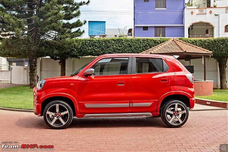 Maruti S-Presso, the SUV'ish hatchback. EDIT : Launched at Rs. 3.69 lakhs-marutispressomodified.jpg