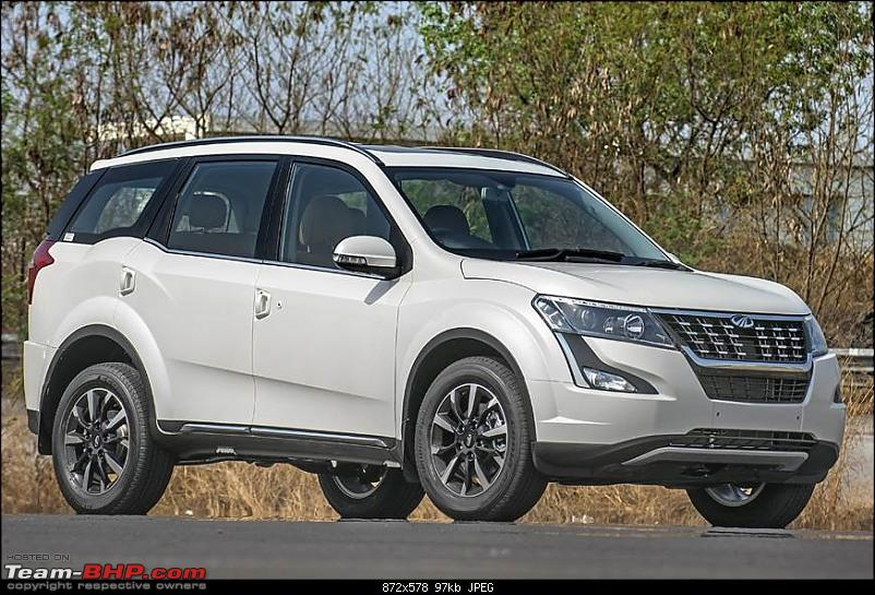 Which manufacturers made you happy...and which disappointed you?-xuv500.jpg