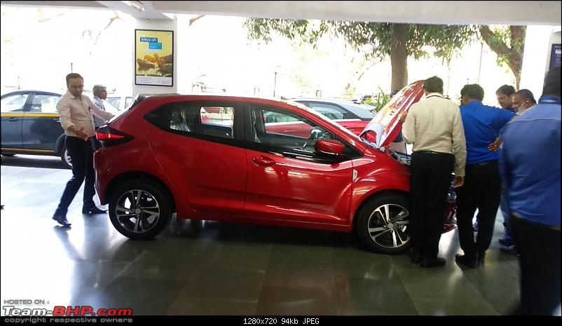 Tata developing a premium hatchback, the Altroz. Edit: Launched at 5.29 lakh.-img20200109wa0032.jpg