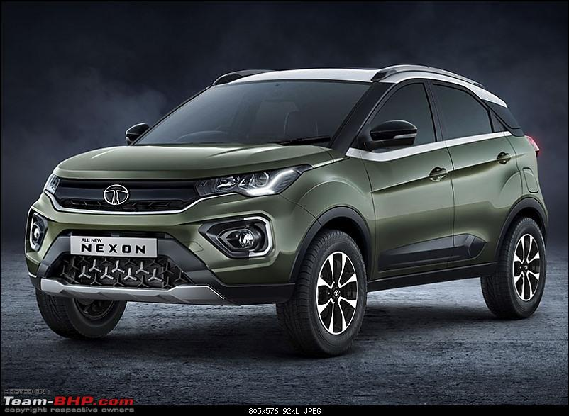 Tata Motors opens bookings for its BS-VI passenger vehicles range-nexon.jpg
