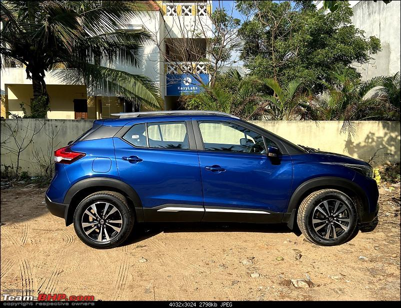 The Nissan Kicks Crossover. EDIT: Launched at Rs. 9.55 lakhs-side.jpg