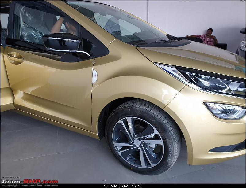 Tata developing a premium hatchback, the Altroz. Edit: Launched at 5.29 lakh.-20200119_124044.jpg