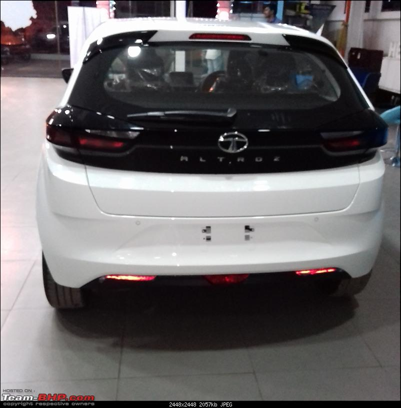 Tata developing a premium hatchback, the Altroz. Edit: Launched at 5.29 lakh.-20200118_194937.jpg