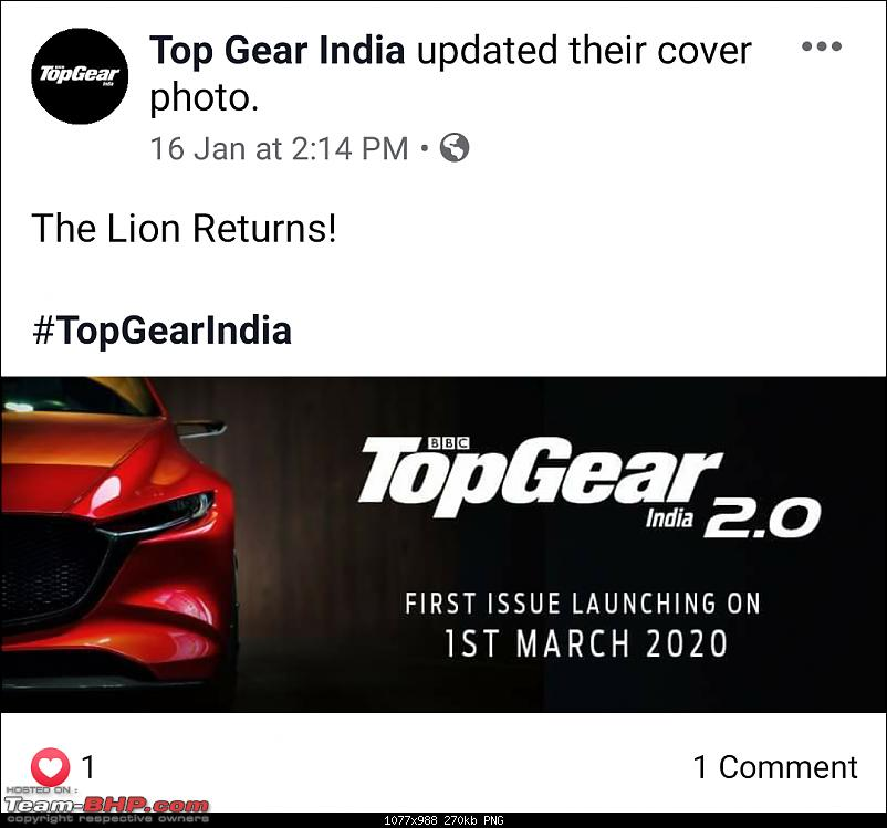Top Gear magazine (India) winding down-top-gear.png