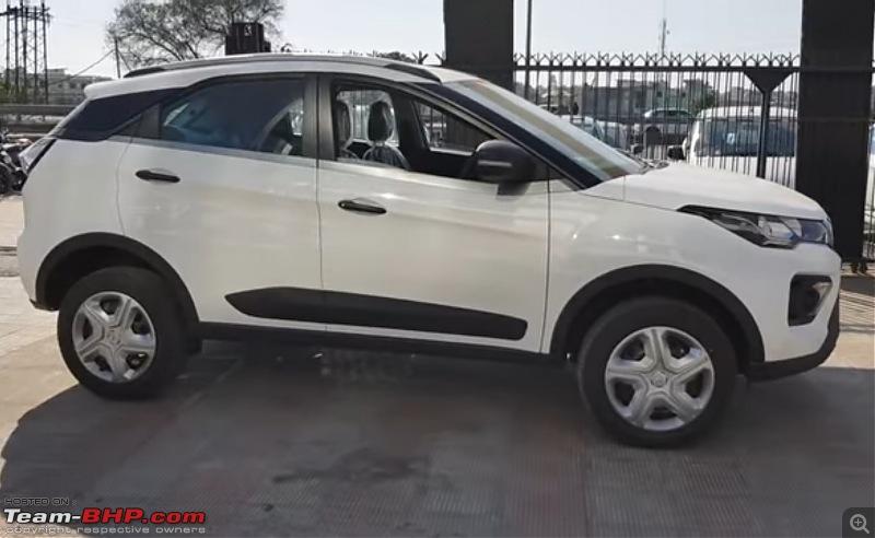 Tata Nexon Facelift spied. EDIT: Launched at Rs 6.95 lakh-screenshot_20200125103449__01.jpg