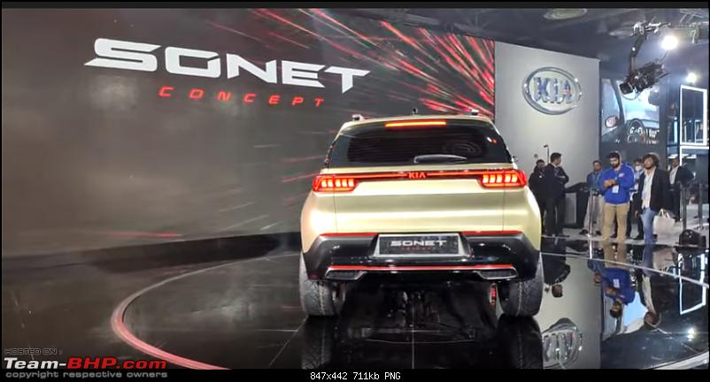 The Kia Sonet Compact SUV, now unveiled-screenshot-12.png