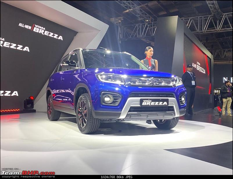 Maruti Vitara Brezza 1.5L petrol. Edit: Launched at Rs 7.34 lakh-eqesyuyaewz0e.jpg