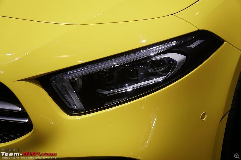 Mercedes A-Class Limo @ Auto Expo 2020-07.jpg