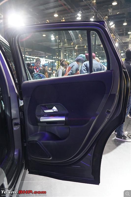 2nd-gen Mercedes GLA @ Auto Expo 2020-14.jpg