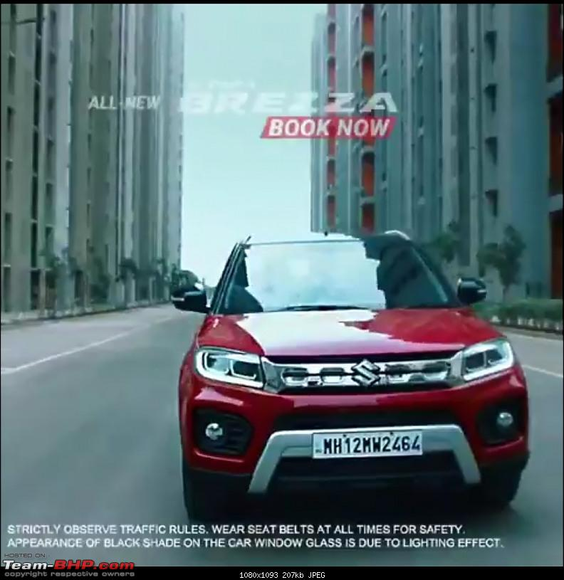 Maruti Vitara Brezza 1.5L petrol. Edit: Launched at Rs 7.34 lakh-screenshot_20200206165807__01.jpg