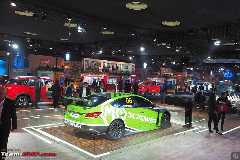 MG Motor @ Auto Expo 2020-p2050096.jpg