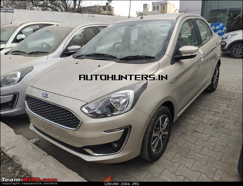 BS6 Ford Figo, Aspire & Freestyle launched-2020aspirefront.jpeg