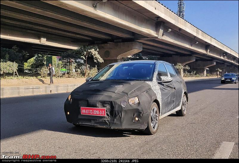 Third-gen Hyundai i20 spotted testing in Chennai. Edit: Launched at 6.79 lakhs-img_20200215_095150012.jpeg